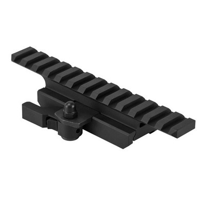 "NcStar Gen 2 AR-15 3/4"" Riser with Locking Quick Release Mount black"