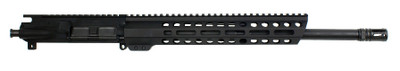 "Davidson Defense ""Kodiak Hunter"" Ar-15 Assembled Upper 16"" H-Bar 7.62X39 Enhanced Barrel 12"" Black Diamond M-Lok Slant Pro Handguard"