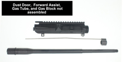 """Aero Precision M5 LR-308 20"""" .308 Win Chambered Barreled Upper Kit (Pick Out Your Own Handguard)"""
