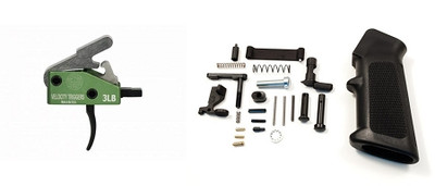 Velocity Precision Drop In Ar-15 Trigger & Lower Parts Kit