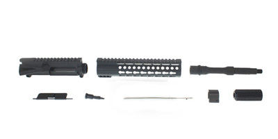 "Aero Precision ""Voidwalker II"" Unassembled DIY Pistol Build Kit .223 Wylde 7.5"" 4150 CrMo 1:7T Melonite Medium Pencil 9"" Octagon Keymod Handguard"