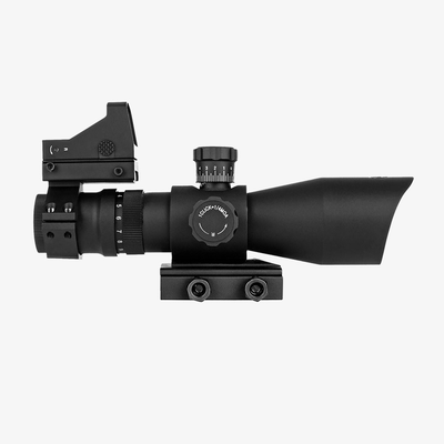 """NEW Trinity Force Redcon V2 """"Gen II"""" (3-9x42) & Micro Reflex Sight Ar-15 Riflescope Incredible Clarity (Now Features Genuine Schott Glass Lenses)"""