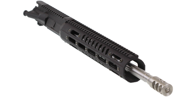 "Davidson Defense AR-15 ""Titan"" Assembled Upper 16"" Match 6.5 Grendel 1:8T 416R Stainless M4 Barrel 12"" Remington M-111 M-Lok Handguard"