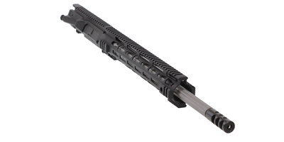 "Davidson Defense LR-308 ""Rainmaker"" Assembled Upper 20"" Overmatch Ballistic Advantage 6.5 Creedmoor 1:8T 416R Fluted H-Bar 15"" M-LOK Handguard"
