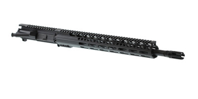"Davidson Defense ""Zeppelin"" Ar-15 Featuring Aero Precision Upper Receiver 18"" Ultra-Match .22 Nosler 1:8T QPQ Nitride Barrel M-Lok Handguard"