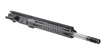 "Davidson Defense  ""Wolverine"" LR-308 Featuring Aero Precision M5 Upper 20"" Ultra-Match 416R Stainless Fluted 6.5 Creedmoor 1-8T Barrel Slim KeyMod Handguard"