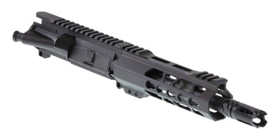 "Davidson Defense AR-15 ""Alkaline"" Assembled Pistol Upper Receiver 8.5"" 7.62x39mm 4150 CMV 1-10T Barrel KeyMod Handguard"