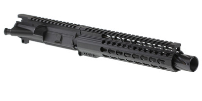 "Davidson Defense Ar-15 ""Rainer"" Assembled Pistol Upper Receiver 8.5"" 7.62x39 4150 CMV 1-10T Barrel 9"" KeyMod Handguard"