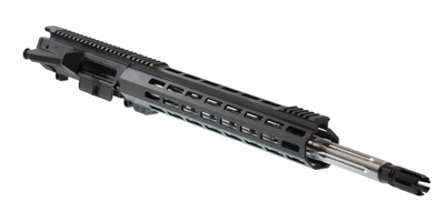 "Davidson Defense ""Silverback"" LR-308 Featuring Aero Precision M5 Upper 20"" 6.5 Creedmoor Ultra-Match  416R Stainless Straight Fluted 1-8T Barrel 15"" M-Lok Handguard"