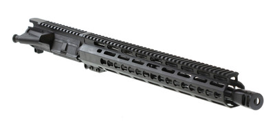 "Davidson Defense ""Wolf Ridge"" AR-15 Assembled Upper 16"" MIL/LE 5.56 NATO 1-7T Chrome Lined Barrel 15"" KeyMod Handguard"