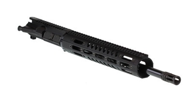 "Davidson Defense ""Manowar"" AR-15 Assembled Upper 16"" 7.62x39 CMV H-BAR 1-10T Barrel 12"" Remington Handguard"