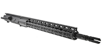 "Davidson Defense ""Nightmare"" AR-15 Assembled Upper 20"" Ultra-Match 6.5 Creedmoor QPQ Nitride H-BAR 1-8T Barrel 17"" KeyMod Handguard"