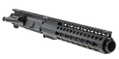 "Davidson Defense AR-15 ""Coheed"" Assembled Pistol Upper Receiver 7.5"" 9MM 4150 CMV 1-10T Barrel 9"" KeyMod Handguard"