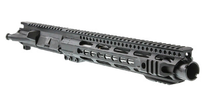 "Davidson Defense AR-15 ""UFO"" Assembled Pistol Upper Receiver 10.5"" 9MM 416R Stainless Steel 1-10T Barrel 12"" KeyMod Handguard"