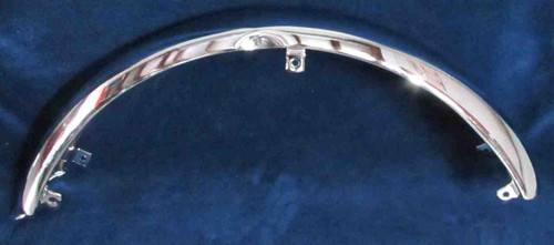 BSA  A10 ROCKET GOLD STAR CHROME FRONT FENDER