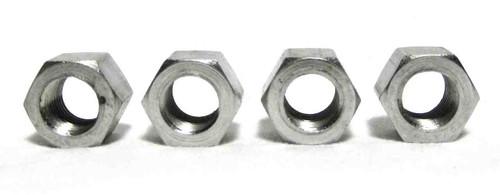 BSA / TRIUMPH 650 TWIN STEEL TAPPET LOCK NUTS