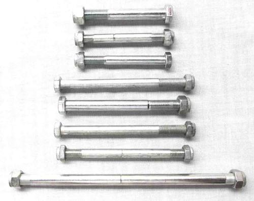 TRIUMPH T100 ENGINE MOUNTING KIT 1971-1974