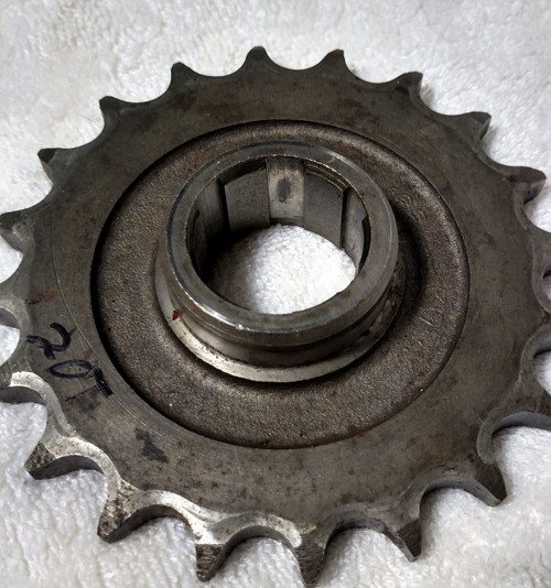 SPROCKET 20T USED PART# 68-3073U