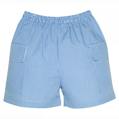 Royal Blue Cargo Shorts