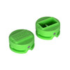 Glass In Deck Plugs