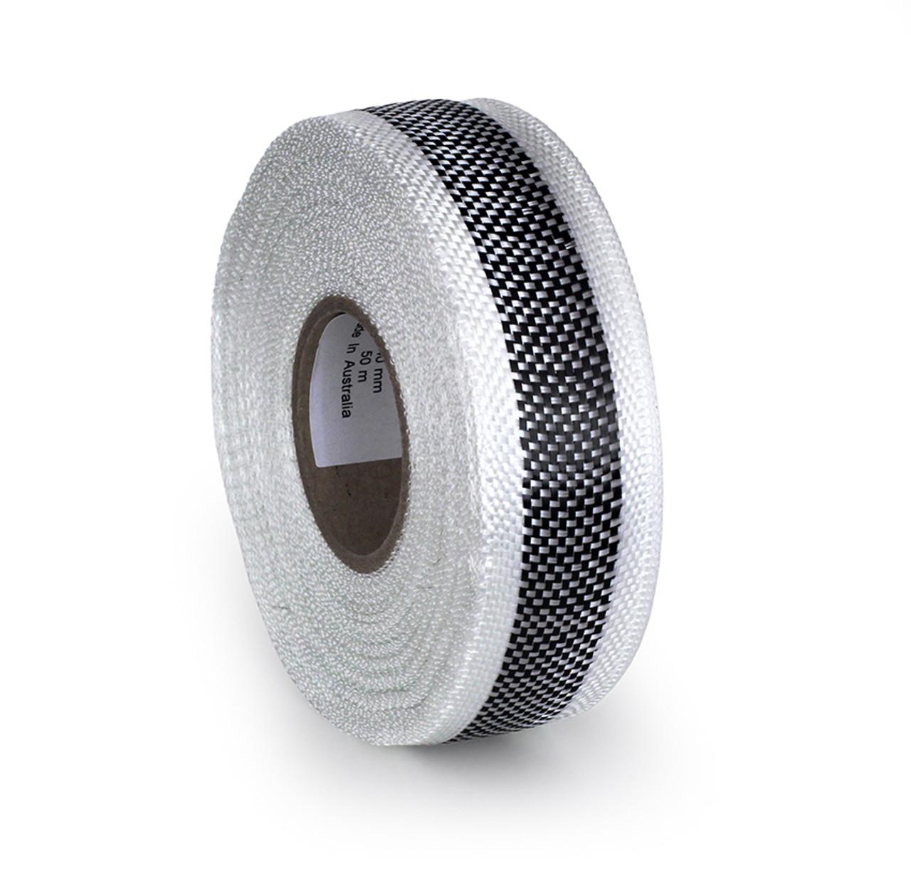 Mm Crimp Fibre Glass Tape