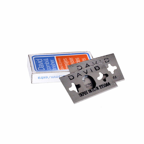 David Combi Plane : Replacement Blade -10Pk