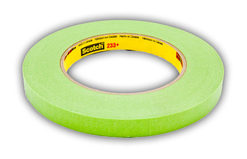 3M: 233 High Temp Resin  Tape 12mm (1/2)