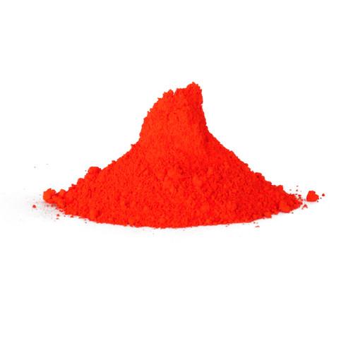 Colour X Powder Tint: Neon Orange