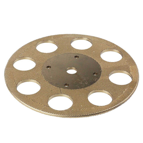 Surfboard CNC Machine Cutting Wheel – Structured Coat