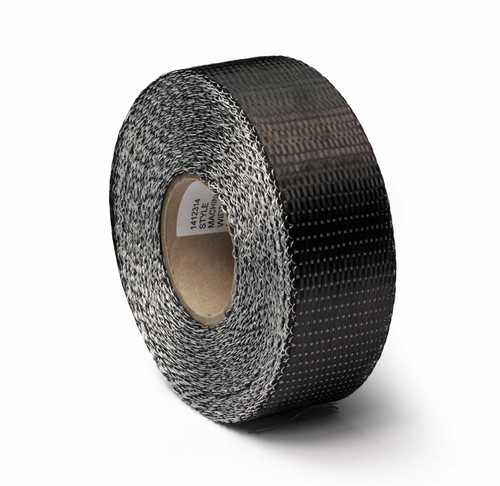 Uni Carbon Fibre Tape: 40mm