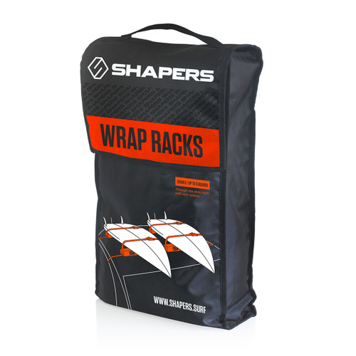 Roof Racks - Wrap Racks Double