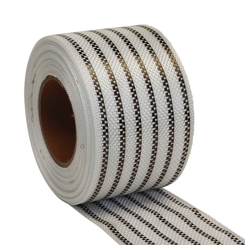 Basalt Hybrid Tape: 12 Strand 80mm
