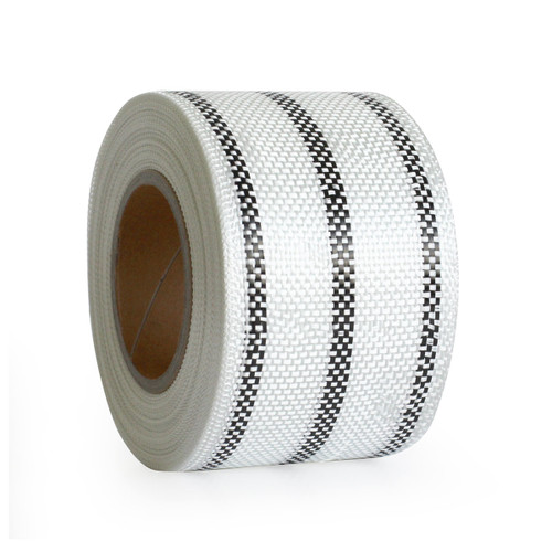 Carbon Hybrid: 80mm 3 Band Rail Tape
