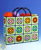 Design Works - Floral Tote Bag