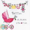 RIOLIS - It's a Girl Birth Record