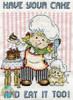 Design Works - Cake Chef