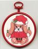Candamar Mini - Puppy Santa