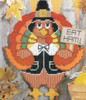 Design Works - Eat Ham! Turkey Wall Hanging