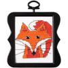 Plaid / Bucilla - Fox