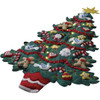 Plaid / Bucilla - Merry & Bright Christmas Tree Wall Hanging