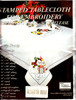 Design Works - A Very Frosty Christmas 58in Round Tablecloth