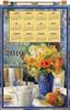 Design Works - Blue Vase 2019 Calendar