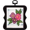 Plaid / Bucilla -  Flower Bunch