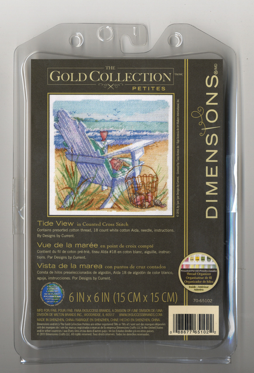 Gold Collection - Tide View