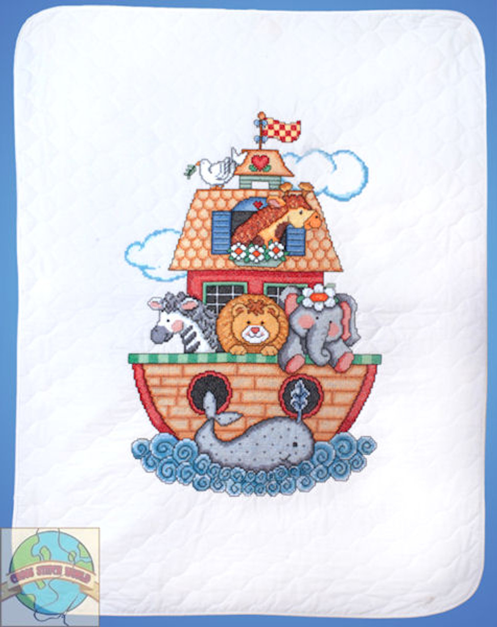 Design Works - Noah's Ark Quilt