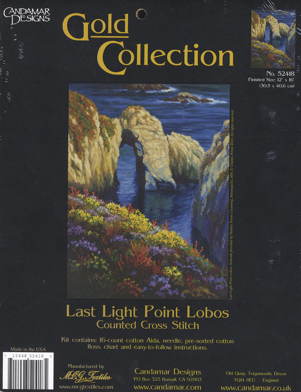 Gold Collection - Last Light Point Lobos