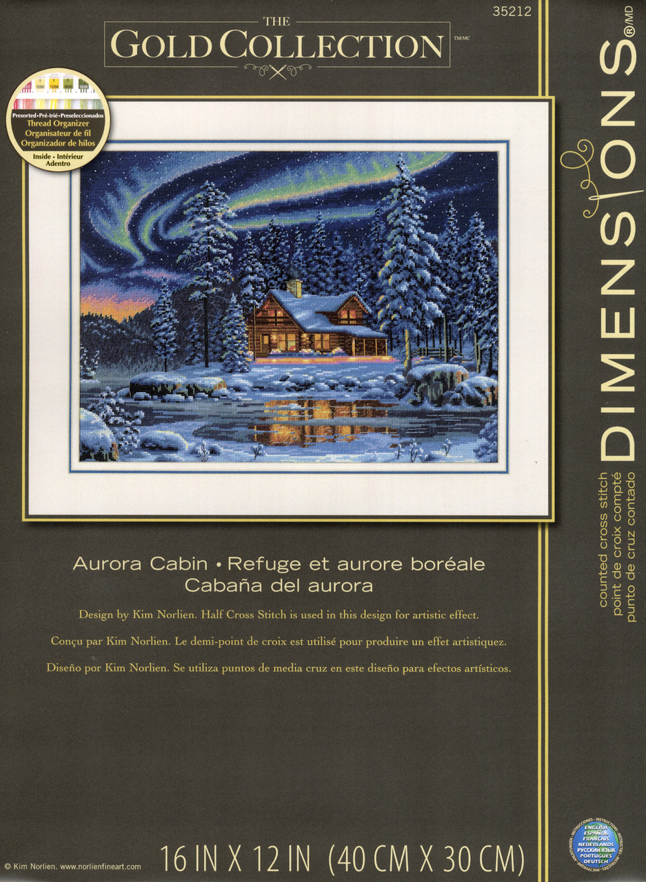Gold Collection - Aurora Cabin