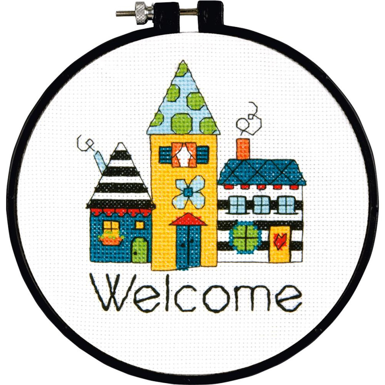 Dimensions Learn a Craft - Welcome