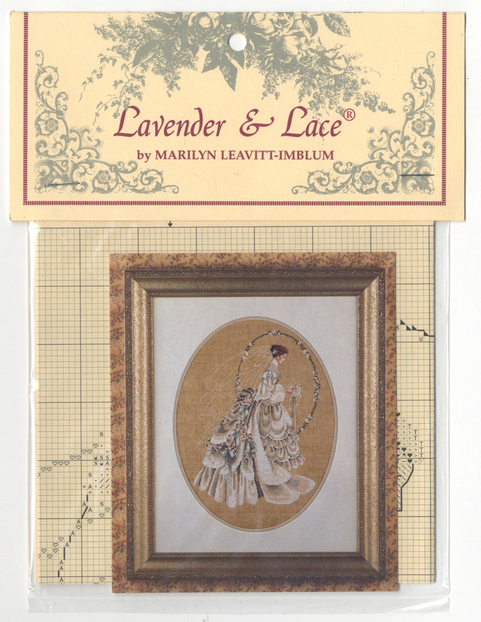 Lavender & Lace - The Bride (or Victorian Lady)