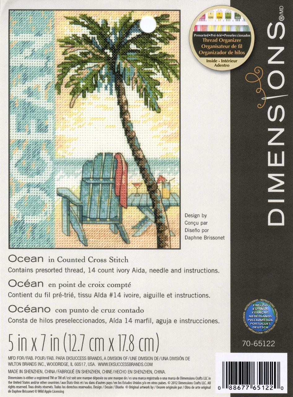 Dimensions Minis - Ocean